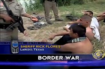 Laredo Texas Nuevo Laredo Mexico Illegal Immigration